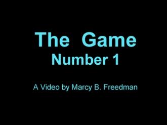 The Game Number 1